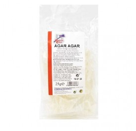 FSC ALGA AGAR AGAR TIRAS 25GR