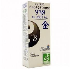 5SEASONS ELIXIR ENERGETICO Nº8 YIN DE PULMON