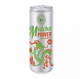 SOLNATURAL BEBIDA ENERGETICA MATCHA POWER BIO 250ML