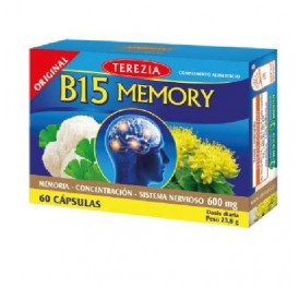 TEREZIA B15 MEMORY 60CAP