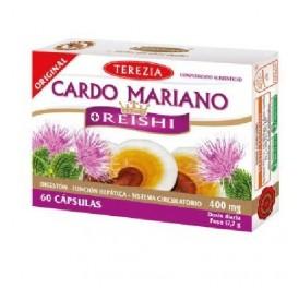 TEREZIA CARDO MARIANO + REISHI 60CAP