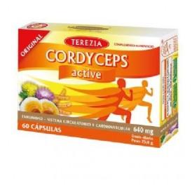 TEREZIA CORDYCEPS ACTIVE 60CAP