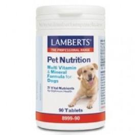 LAMBERTS PET NUTRITION...