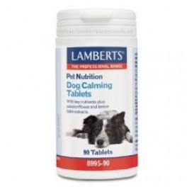 LAMBERTS PET NUTRITION DOG CALMIN 90COMP
