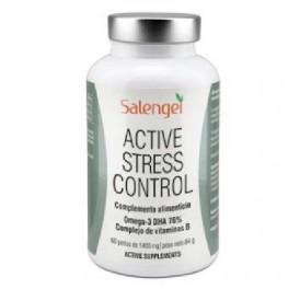 SALENGEI ACTIVE STRESS CONTROL 60PERLAS