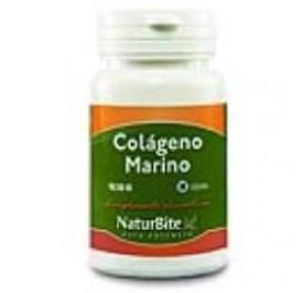 NATURBITE COLAGENO MARINO 400MG 60CAP