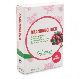 NATURLIDER ARANDANOLIDER STD 30VCAPS