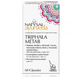 NATYSAL AYURVEDA METAB 60CAP