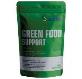 NUTILAB GREEN FOOD SUPPORT...