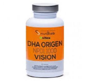 NUTILAB DHA ORIGEN NPD1 VISION 60PERLAS