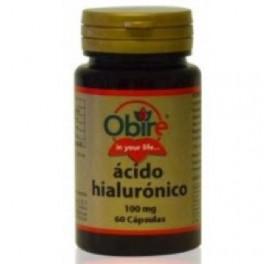 OBIRE ACIDO HIALURONICO 100MG 60CAP