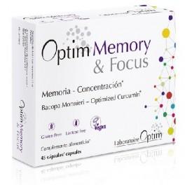 OPTIM MEMORY & FOCUS 45CAP