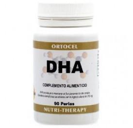 ORTOCEL DHA 250MG 90PERLAS