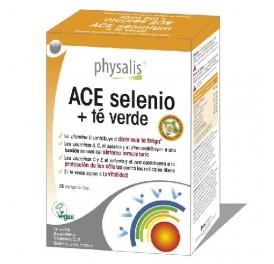 PHYSALIS ACE SELENIUM + TE VERDE 45COMP