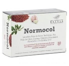 BETULA NORMOCOL 30COMP