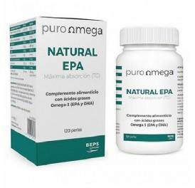 PURO OMEGA NATURAL EPA MAXIMA ABSORCION 60 PERLAS