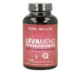 VEDIC HEALTH LEVAMEND 120CAP