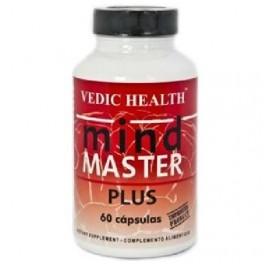 VEDIC HEALTH MIND MASTER PLUS 60CAP