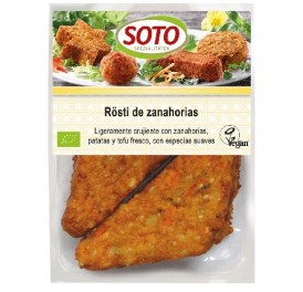 SOTO ROSTI DE ZANAHORIA BIO...