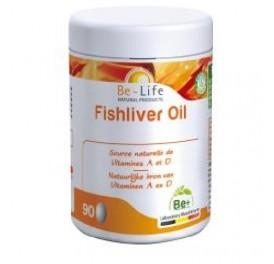 BE LIFE FISHLIVER OIL 90CAP