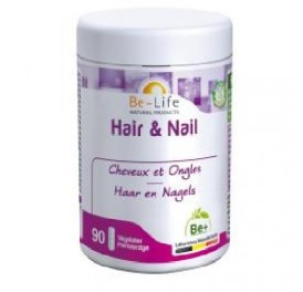 BE LIFE HAIR-NAILS 90CAP