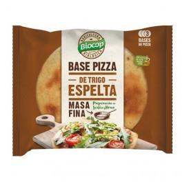 BIOCOP BASE PIZZA MASA FINA ESPELTA BIO 390GR