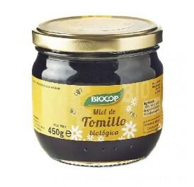 BIOCOP MIEL TOMILLO BIO 450GR