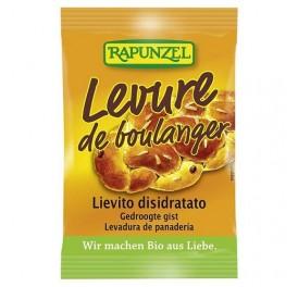 RAPUNZEL LEVADURA SECA BIOREAL BIO 9GR
