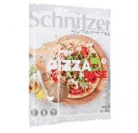 SCHNITZER BASE PIZZA S/G BIO 100GR