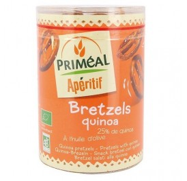 PRIMEAL BRETZELS DE QUINOA...