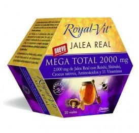 DIETISA ROYAL VIT MEGA TOTAL 2000 20AMP