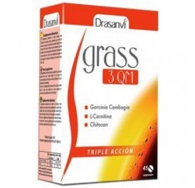 DRASANVI GRASS 3QM 45COMP