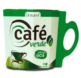 DRASANVI CAFE VERDE 60COMP
