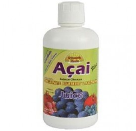 DYNAMIC HEALTH ZUMO ACAI PLUS 946ML