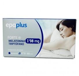 EPAPLUS MELATONINA 1MG VIT B6 MG 60COMP