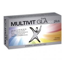 EPAPLUS MULTIVIT GLA FORTE 30PERLAS