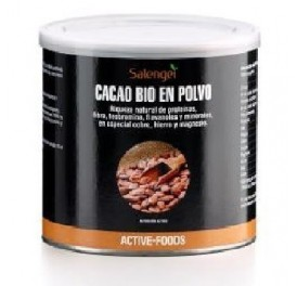 ACTIVE FOODS CACAO POLVO BIO 250GRS
