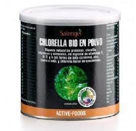 ACTIVE FOODS CHLORELLA POLVO BIO 300GRS