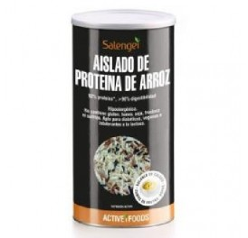 ACTIVE FOODS PROTEINA GUISANTE VERDE POLVO BIO 500GRS