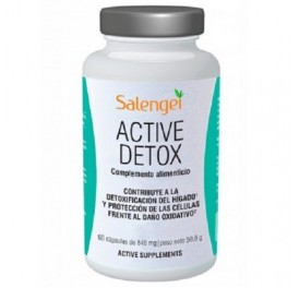 SALENGEI ACTIVE DETOX 60CAP