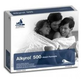 EUROHEALTH ALKYROL 500MG 120CAP