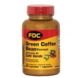 FDC CAFE VERDE 400MG 90CAP