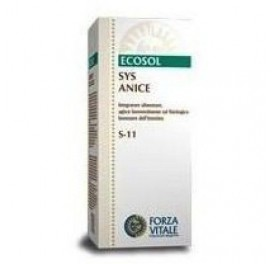 FORZA VITALE SYS ANIS 50ML