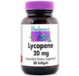 BLUEBONNET LICOPENO 20MG 30CAP