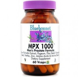 BLUEBONNET MPX 1000 PROSTATE SUPPORT 60CAP