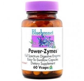 BLUEBONNET POWER-ZYMES ENZIMAS DIGESTIVAS 60CAP