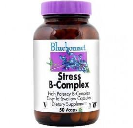 BLUEBONNET STRESS B-COMPLEX 50CAP