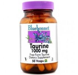BLUEBONNET TAURINA 1000MG 50CAP