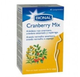 BIONAL CRANBERRY MIX 40COMP
