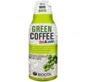 BIOCOL CAFE VERDE GREEN COFFE 500ML